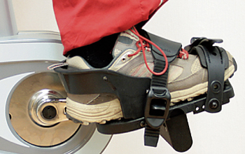 Foot support pedal (pair)